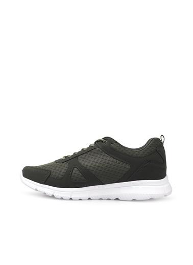 Slazenger Erkek Arya Sneakers SA11RE081 Haki